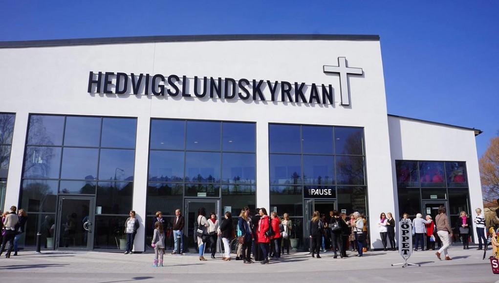Hedvigslundskyrkan i Gävle