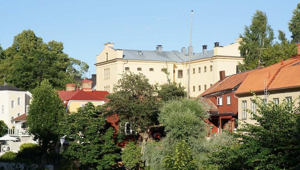 F.d. Länsfängelset i Gävle