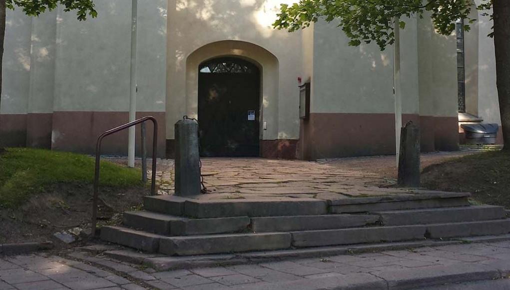 Heliga Trefaldighets kyrka i Gävle