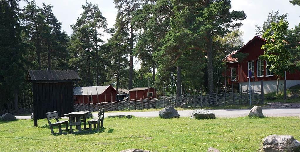 Hemlingby friluftsområde i Gävle