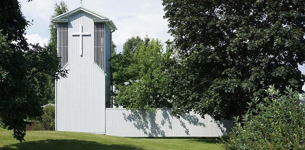 Hemlingby kyrka i Gävle