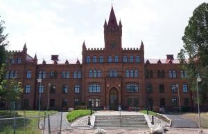 Tidigare Dövstumsskolan, Gävle