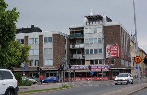 Söder i Gävle
