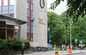 Stadsbiblioteket i Gävle
