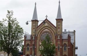 Sjömanskyrkan i Gävle